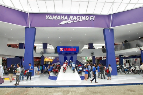 Booth Yamaha PRJ 2013 (5)